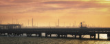 Fawley oil refinery and chemical plant