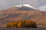 Eilean Eachainnn Isle on Loch Maree - I think!