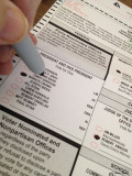 Voting Early By Absentee Ballot