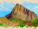 Zion Painted