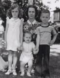 Reid Family  1942