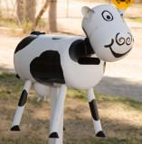 A happy cow ?
