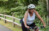 55 miler, Susan Hansen