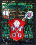 The bishop's coat of arms