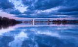 Reflections at Dusk
