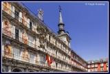 Spain - Madrid - Plaza Mayor