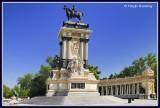 Spain - Madrid - Parque El Buen Retiro