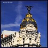 Spain - Madrid - The Metropolis Building