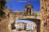 Spain - Extremadura - Caceres - Arco de La Estrella