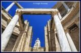 Spain - Merida - Roman Theatre 15-16 BC