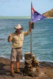 Dean at The Tip of Cape York