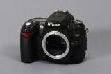 Corpo DSLR Nikon D90