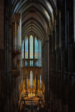 Cologne Cathedral Christmas Situation