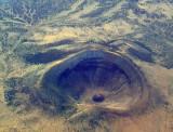 Meteor Impact in Arizona