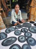 Maya shopkeeper...