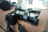 Sony NEX-5N, viewfinder & Zeiss 24mm lens