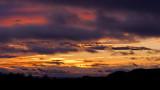 after the sun set