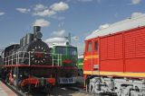 Novosibirsk  • Trans-Siberian Railway (5) 2006