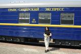 In Transit • Trans-Siberian Railway (6) 2006