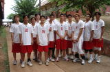 RHS Volleyball Varsity Team Preseason Tournament