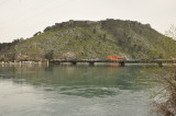 Rozafa Castle and Buna river