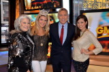 Miss America and the Ladies Pay a Visit to Good Morning America  (March 15, 2013)
