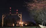 Junction City at Night
