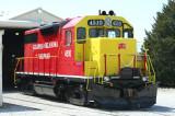 Arkansas-Oklahoma Railroad