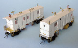 Clyde King's HO scale models