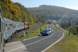 A Győr-Veszprém vasútvonal  -  The Győr-Veszprém railway line