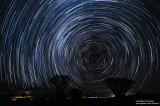 StarTrails And Quiver Trees
