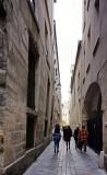 Uneven Buildings in Marais