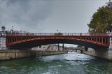 Bridge Across Seine River