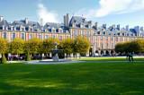 Queen's Apartments on Place des Voges