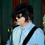Yours truly in Elvis wig! (2348)