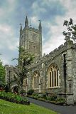 St. Finn Barr, Fowey, Cornwall