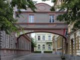 Quiet Kalocsa street