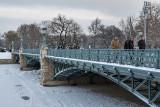 Old bridge in Városliget