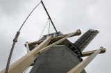 Keukenhof: windmill workings