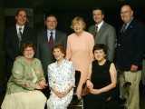 group photo at Aunt Jean's 90th BD