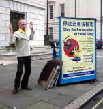 Mr Koskhol & Falun Gong