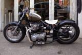 Vintage Motorbike