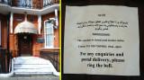 Closed Iranian Consulate