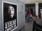 Anonymous in Brighton