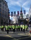 Walking Policemen