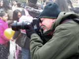 Wooly Hat Photographer