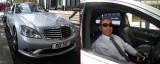 Private Chauffeur & His Car