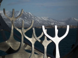 Sun Voyager detail _Reykjavik