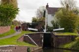 Locks on the Stourton Canal
