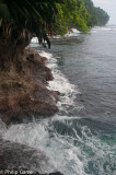 Coral cliffs at Rubio